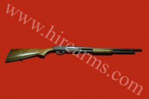 BERETTA PUMP ACTION SHOTGUN