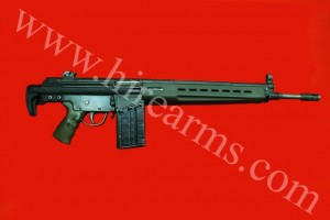 Heckler And Koch G3 Collapsable Stock