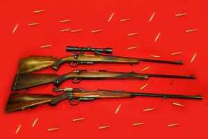 MILITARY BOLT ACTION RIFLES