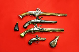 PERIOD WEAPONS