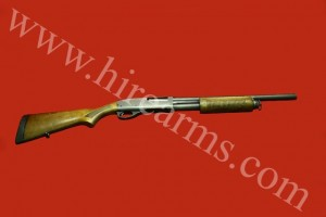 PUMP ACTION SHOTGUN 2