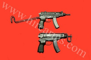 SCORPION MACHINE PISTOL LONG MAGAZINE