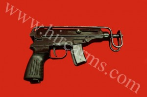 SCORPION MACHINE PISTOL SHORT MAGAZINE