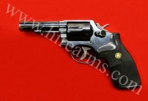 SMITH & WESSON 38 SPL