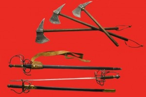 SWORDS AND EDGED WEAPONRY